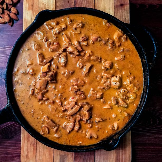 Butter Chicken With Love